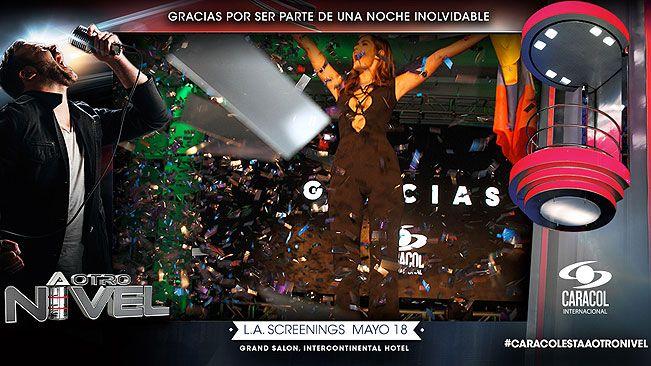 PRODU | Screening de Caracol Internacional en Los Ángeles
