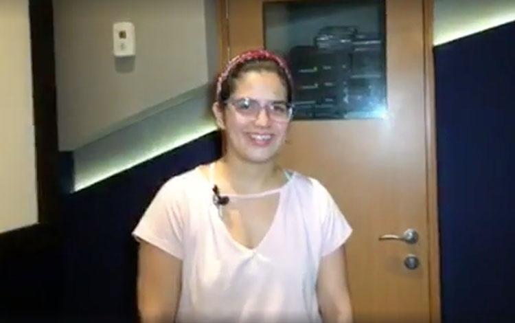 Desde Clap Studios en Medellín con Laura Álva...