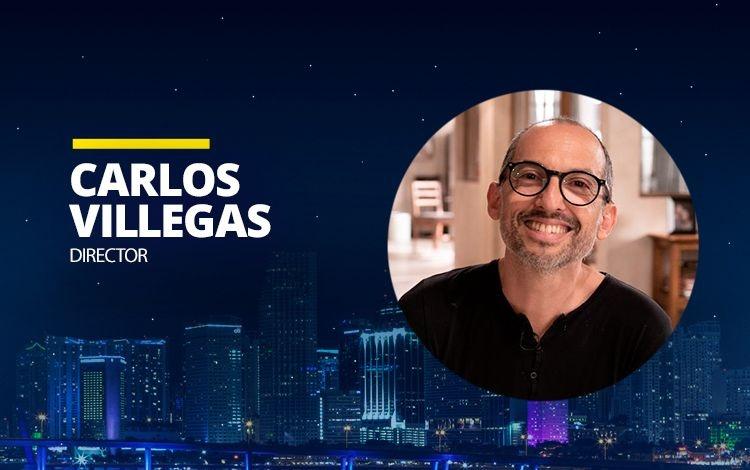 #PRODUprimetime con Carlos Villegas, director