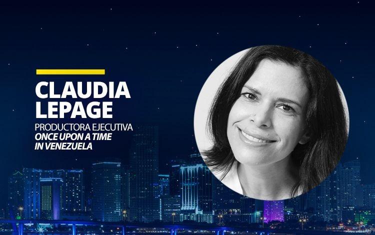 #PRODUprimetime con Claudia Lepage, productor...