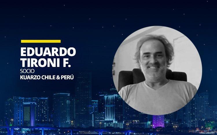 #PRODUprimetime con Eduardo Tironi F., socio ...