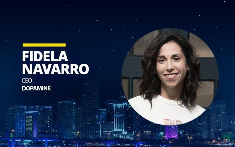 #PRODUprimetime con Fidela Navarro de Dopamin...