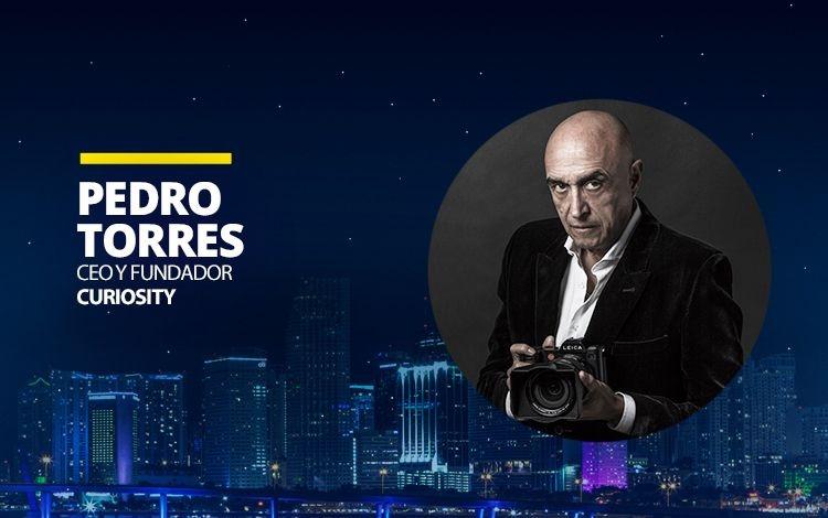 #PRODUprimetime con Pedro Torres de Curiosity