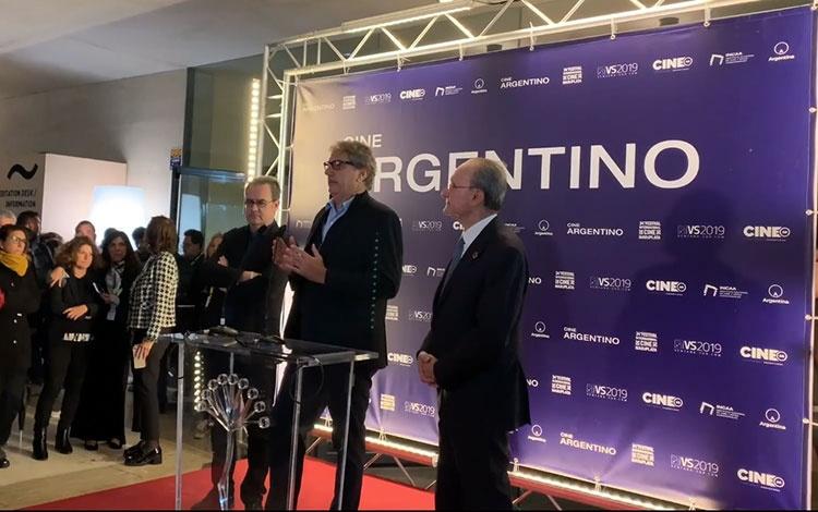 Noche argentina en Festival de Cine de Málaga