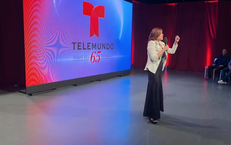 Así mostró Telemundo Puerto Rico a los anunci...