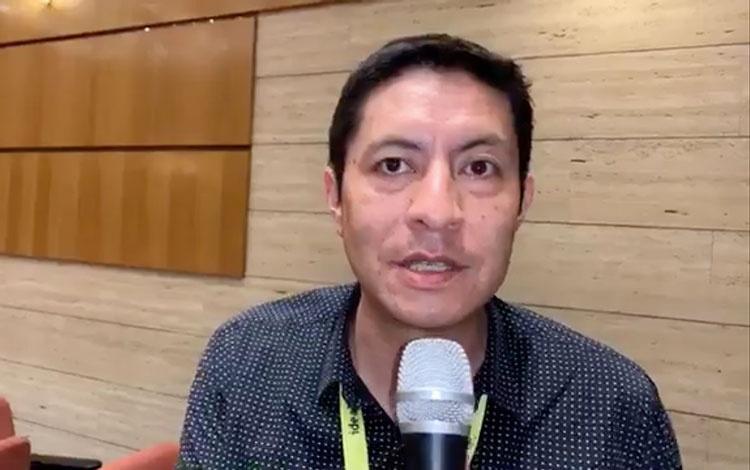 Con Paul Vaca de Bolivia Lab Industria desde ...
