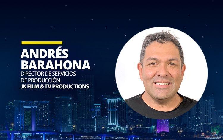 #PRODUprimetime con Andrés Barahona de JK FIL...