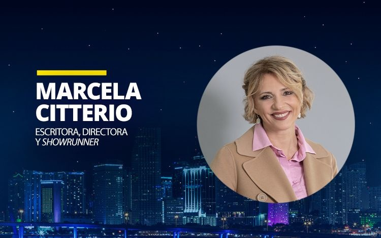 #PRODUprimetime con Marcela Citterio, escrito...