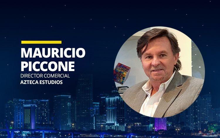 #PRODUprimetime con Mauricio Piccone de Aztec...