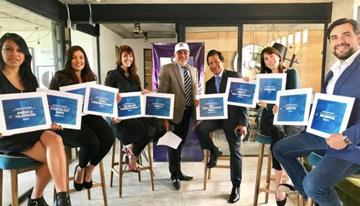 Anuncio de los finalistas de PRODU AWARDS Tec...