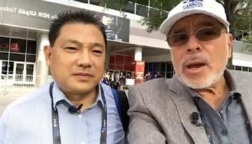 Desde Las Vegas con el ingeniero Marco Maesat...