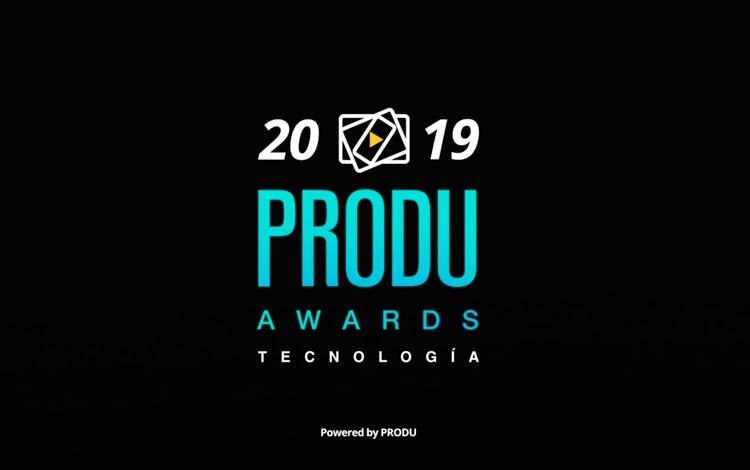 Transmisión de la gala de los PRODU Awards Te...