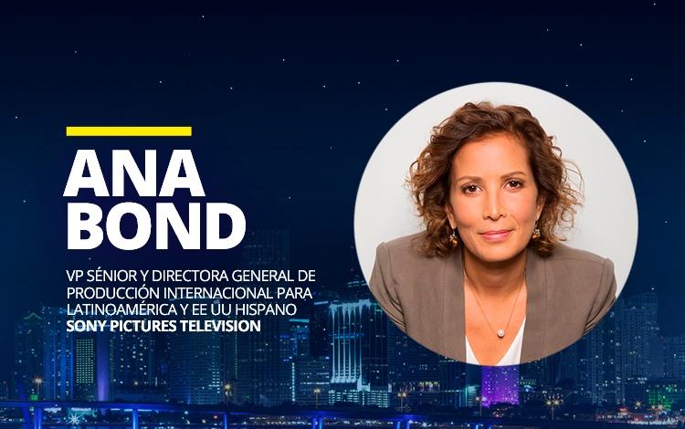 #PRODUprimetime con Ana Bond de Sony Pictures...