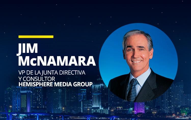#PRODUprimetime con Jim McNamara de Hemispher...