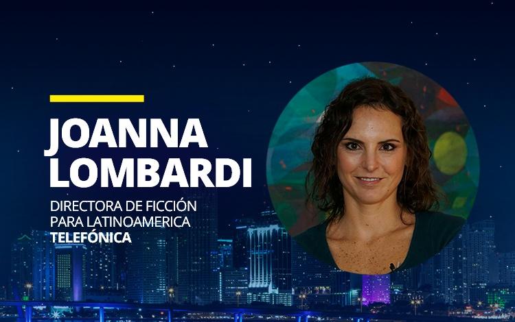 #PRODUprimetime con Joanna Lombardi de Telefó...