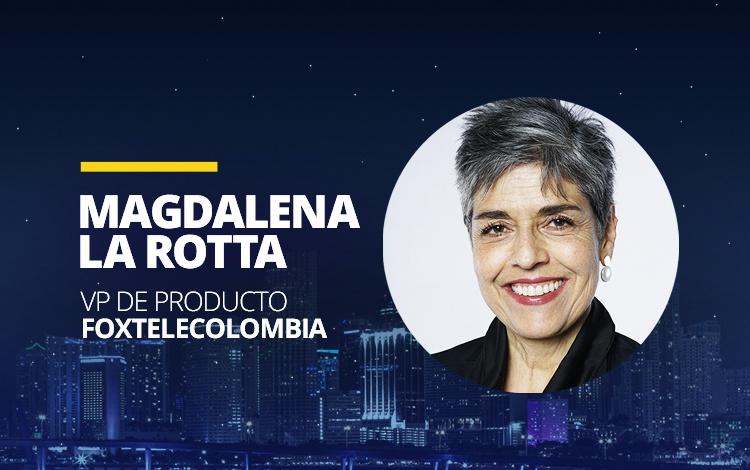#PRODUprimetime con Magdalena La Rotta de FOX...