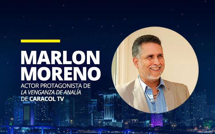 #PRODUprimetime con Marlon Moreno, actor