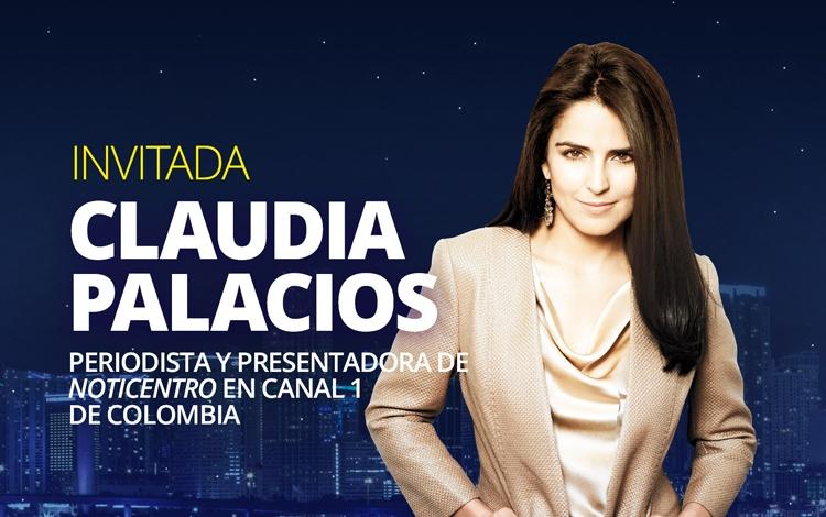#PRODUprimetime con Claudia Palacios de Canal...