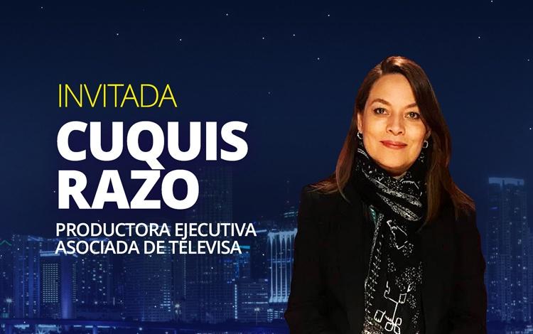 #PRODUprimetime con Cuquis Razo de Televisa