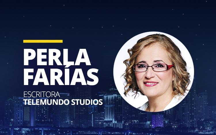 #PRODUprimetime conPerla Farías, escrit...