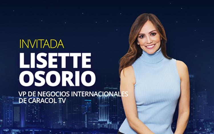 #PRODUprimetime con Lisette Osorio de Caracol...