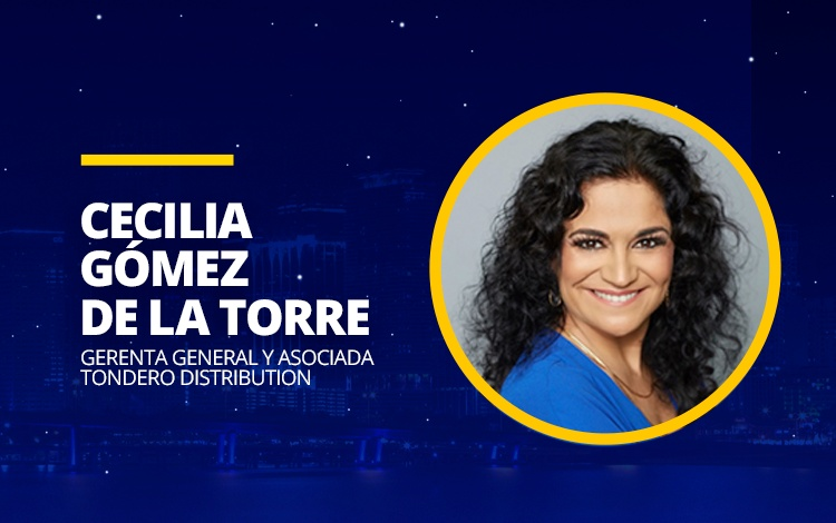 #PRODUprimetime con Cecilia Gómez de la Torre...