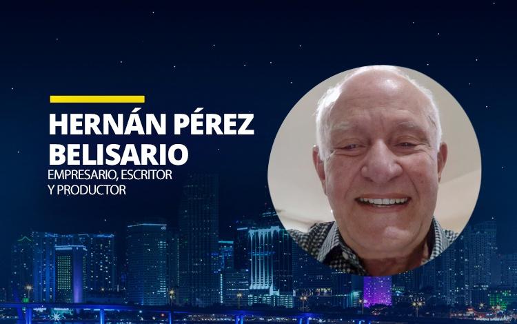 #PRODUprimetime con Hernán Pérez Belisario, e...
