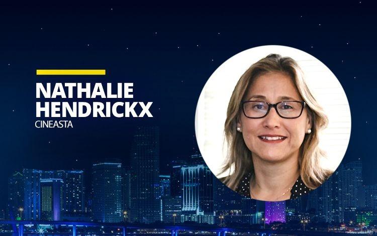 #PRODUprimetime con Nathalie Hendrickx, cinea...