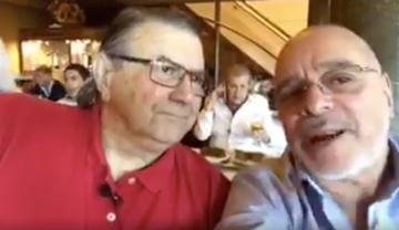 Con Pepe Crousillat desde Buenos Aires, prime...