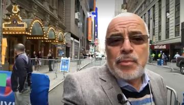 Desde el  upfront  de Univisión en Nueva York...