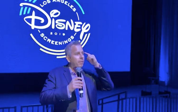 Desde Los estudios Disney en Burbank, CA, con...