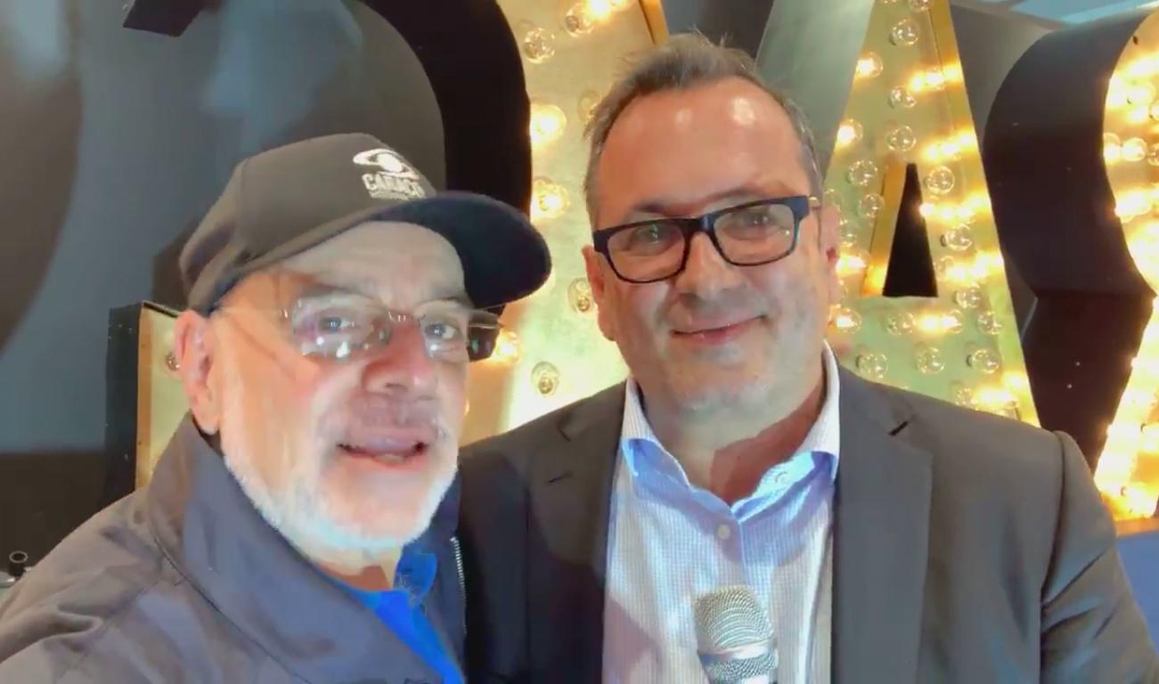 50 años con Pierluigi Gazzolo