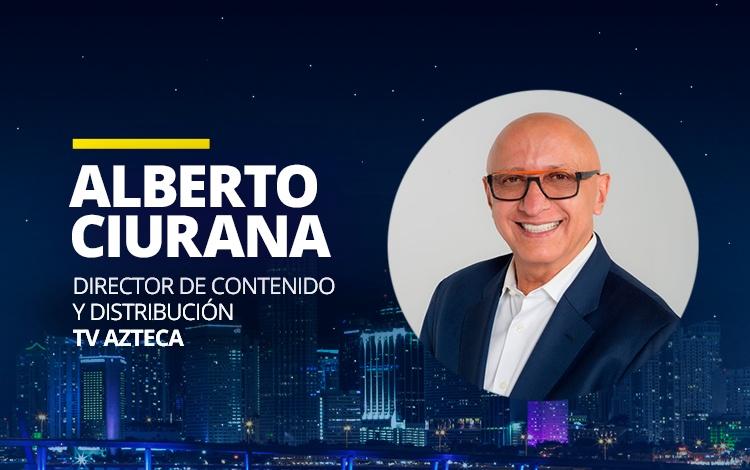 #PRODUprimetime con Alberto Ciurana de TV Azt...