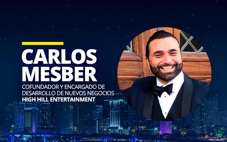 #PRODUprimetime con Carlos Mesber de High Hil...