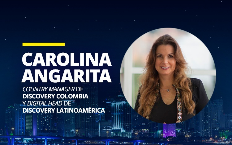 #PRODUprimetime con Carolina Angarita de Disc...