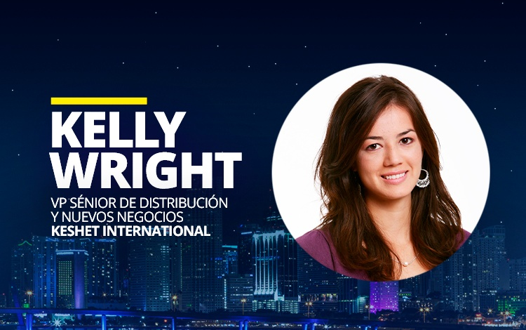 #PRODUprimetime con Kelly Wright de Keshet In...