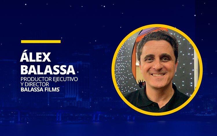 #PRODUprimetime con Álex Balassa, productor e...