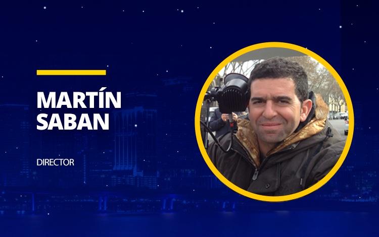 #PRODUprimetime con Martín Saban, director