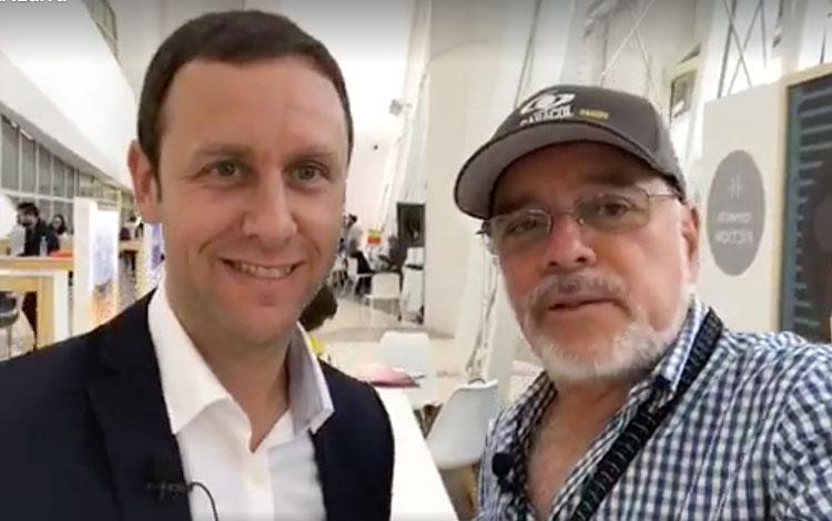 Con Guillermo Horacio Borensztein, desde Cone...