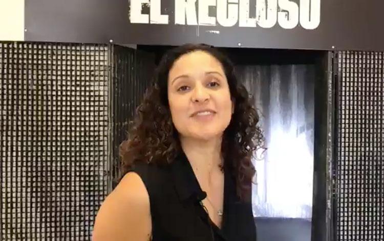 Con Ana PaulaValdovinos, VP de Producci...