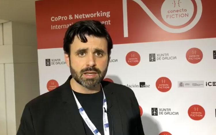 Con Ghaleb Jaber director creativo de CTV la ...