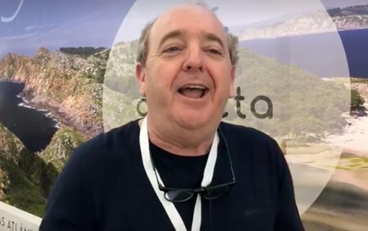 Con Javier Pons de Globomedia-Mediapro desde ...