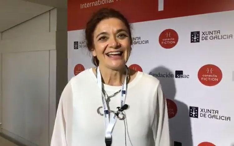 María José Arrojo de MPXA desde Conecta Ficti...