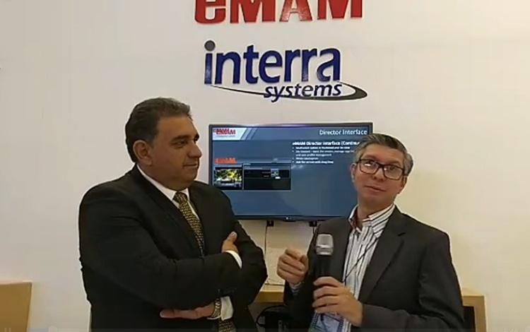 Roberto Clavijo, director de Ventas de EMAM p...