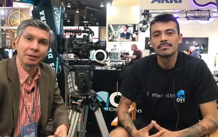 Iván Hernández, director de fotografía desde ...