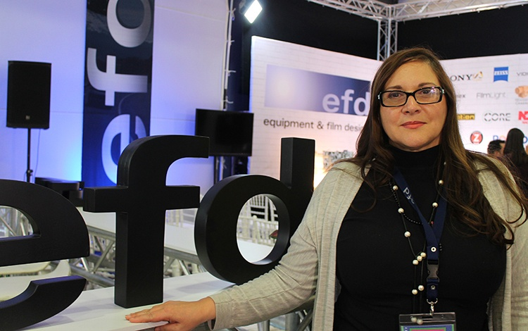 Georgina Terán, presidente de Efd Internation...