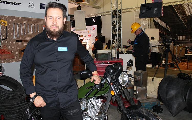 Andrés Martinez-Ríos, director de AMTEC