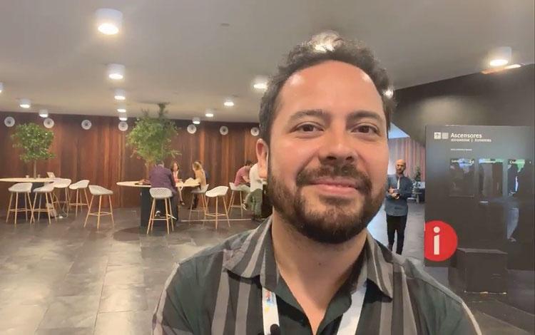 Con Miguel Valladares de Tondero