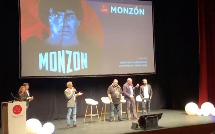 Primer episodio de  Monzón