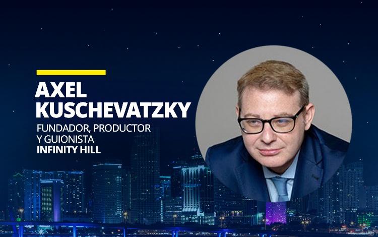 #PRODUprimetime con Axel Kuschevatzky de Infi...
